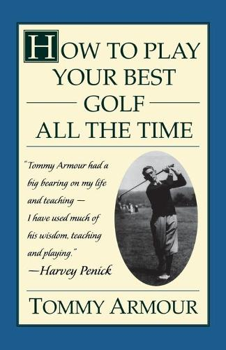 How to Play Your Best Golf (Paperback)