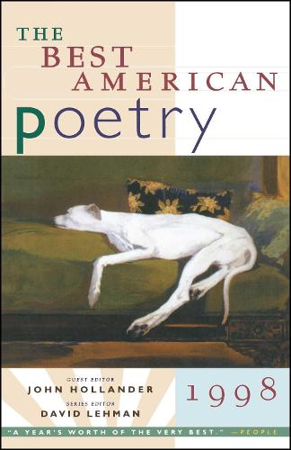 The Best American Poetry 1998 (Paperback)