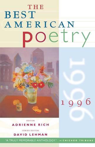 The Best American Poetry 1996 (Paperback)