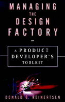 Managing the Design Factory (Hardback)