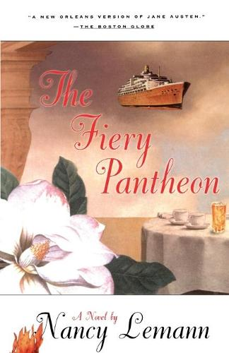 The Fiery Pantheon (Paperback)