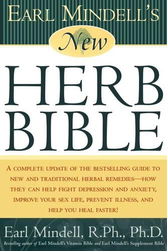 Earl Mindell's New Herb Bible (Paperback)