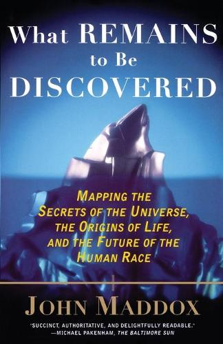 What Remains to be Discovered (Paperback)