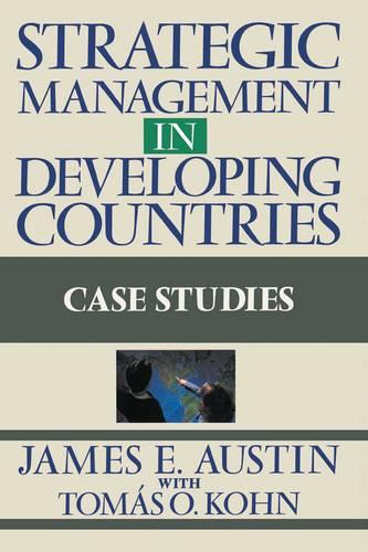 Strategic Management In Developing Countries (Paperback)