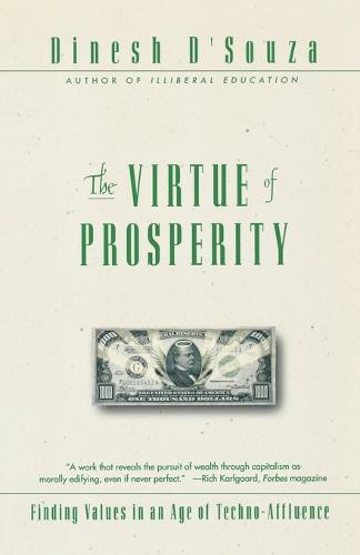Virtue of Prosperity, the (Paperback)