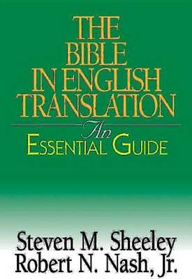 The Bible in English Translation: An Essential Guide - Abingdon Press Essential Guides (Paperback)