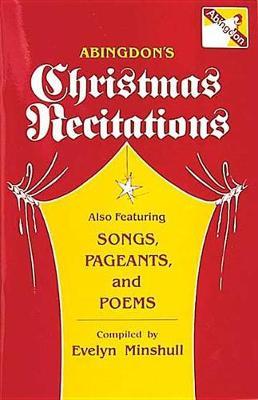 Abingdon'S Christmas Recitation (Book)