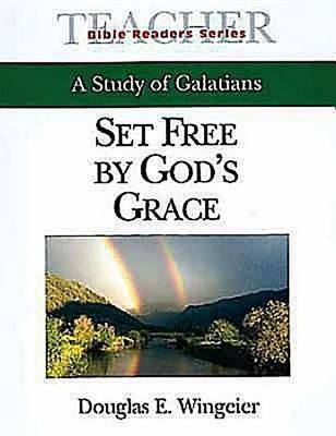 Set Free by Gods Grace - Leader (Book)