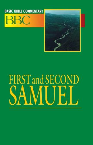 First and Second Samuel - Basic Bible Commentary S. v. 5 (Paperback)