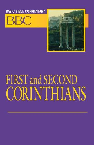 First and Second Corinthians - Basic Bible Commentary S. v. 23 (Paperback)