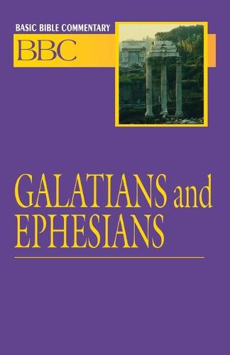 Galatians and Ephesians - Basic Bible Commentary S. v. 24 (Paperback)