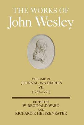 The Works: Journals and Diaries v.24 (Hardback)