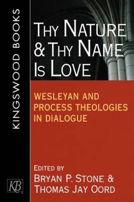 Thy Nature & Thy Name is Love (Paperback)