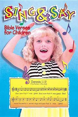 Bible Verses for Children: Learning Bible Verse Through Song (Paperback)
