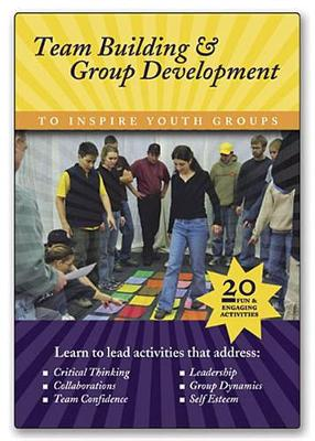 Team Building and Group Development CD to Inspire Youth Groups: To Inspire! Youth Groups (Paperback)