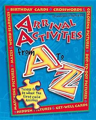 Arrival Activities from A to Z (Paperback)