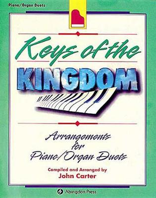 Keys of the Kingdom: Arrangements for Piano/Organ Duets (Paperback)