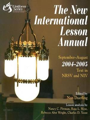 The New International Lesson Annual, 2004-2005 (Paperback)