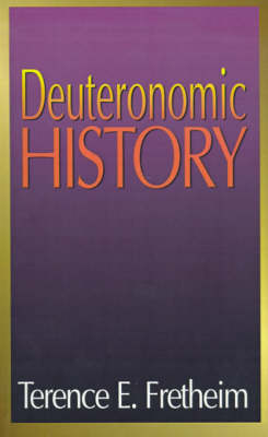 a course on the deuteronomic history The book of deuteronomy reviews israel's history and responsibility to god, and closes with moses' death it's still relevant 3,500 years later the book of deuteronomy reviews israel's history and responsibility to god, and closes with moses' death it's still relevant 3,500 years later.