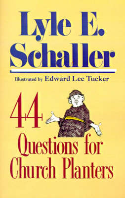44 Questions for Church Planters (Paperback)