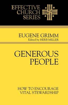 Generous People - Effective church series (Paperback)