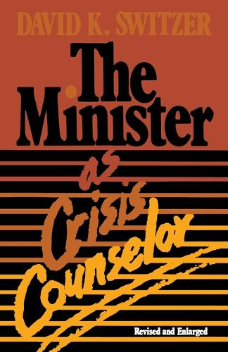 The Minister as Crisis Counselor (Paperback)