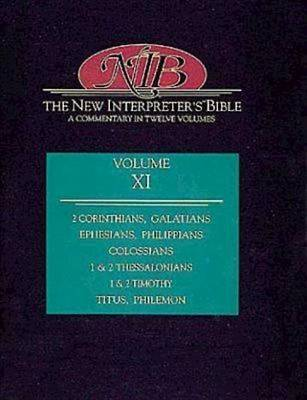 New Interpreter's Bible (Hardback)