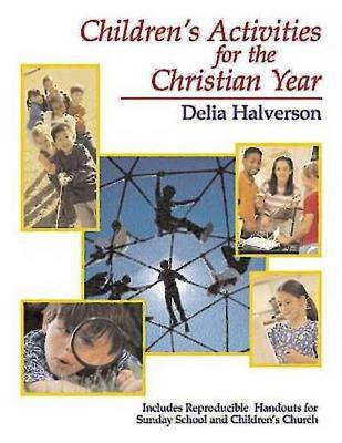 Children's Activities for the Christian Year (Paperback)
