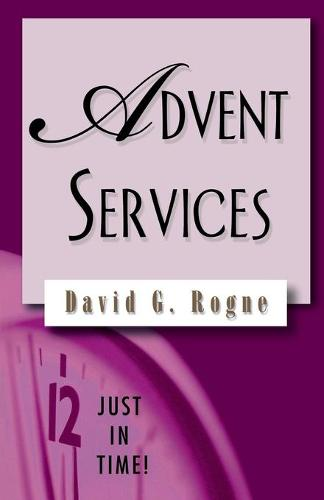 Advent Services - Just in Time! S. (Paperback)