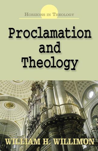 Proclamation and Theology (Paperback)