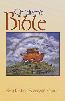 Children's New Revised Standard Version Bible: Noah Cover (Hardback)