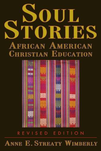 Soul Stories: African American Christian Education (Paperback)