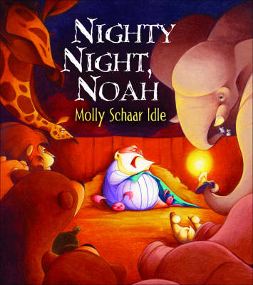 Nighty Night, Noah (Hardback)