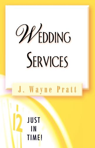 Wedding Services - Just in Time! S. (Paperback)