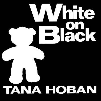 White on Black (Board book)