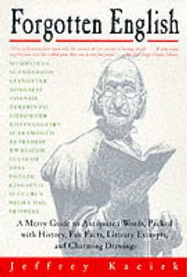 Forgotten English (Paperback)