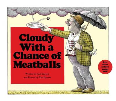 Cloudy with a Chance of Meatballs: With Audio Recording (Hardback)