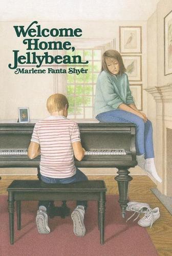 Welcome Home, Jellybean - Aladdin Books (Paperback)