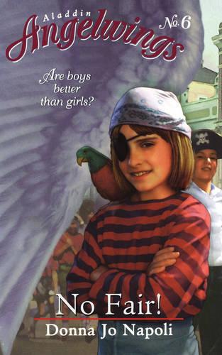 No Fair! - Angelwings 6 (Paperback)