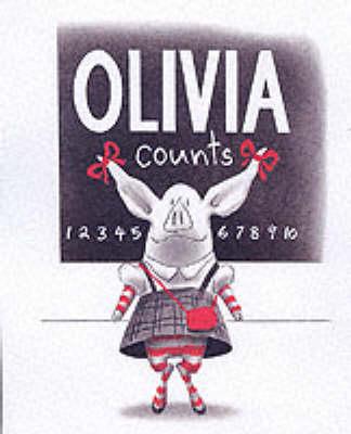 Olivia Counts (Board book)