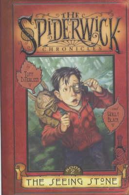 The Seeing Stone - SPIDERWICK CHRONICLE 2 (Hardback)