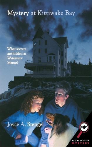 Mystery at Kittiwake Bay (Paperback)