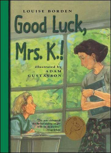 Good Luck, Mrs. K.! (Paperback)