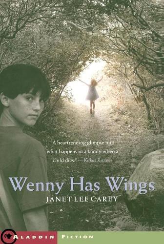 Wenny Has Wings (Paperback)