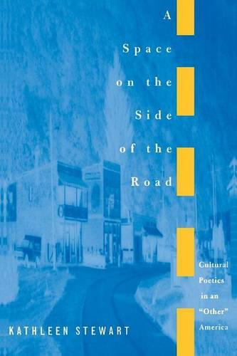 "A Space on the Side of the Road: Cultural Poetics in an ""Other"" America (Paperback)"