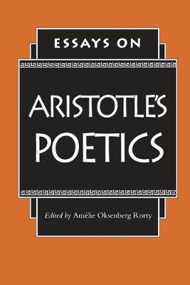 Essays on Aristotle's Poetics (Paperback)