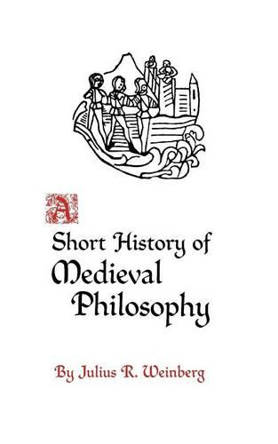 A Short History of Medieval Philosophy (Paperback)
