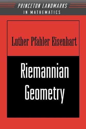Riemannian Geometry - Princeton Landmarks in Mathematics and Physics (Paperback)