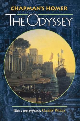 Chapman's Homer: The Odyssey - Bollingen Series (General) (Paperback)