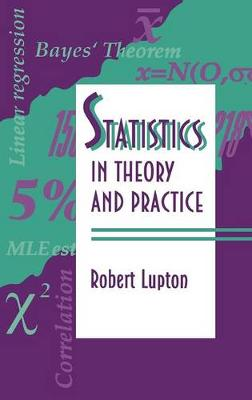 Statistics in Theory and Practice (Hardback)